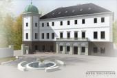Revitalizace zámku Adršpach
