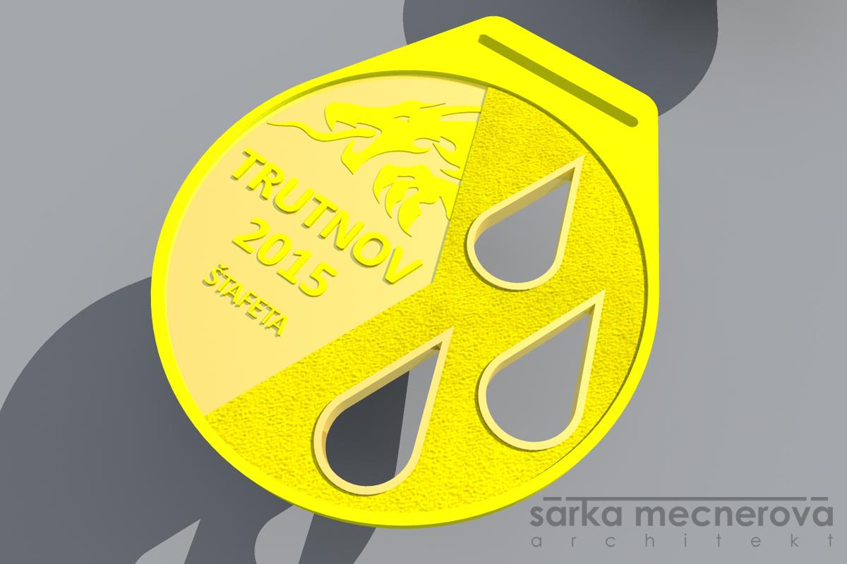Návrh medaile