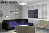 Interiér Černožice